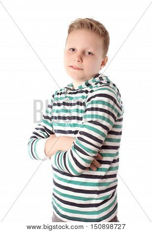 Photo Of Adorable Young Boy