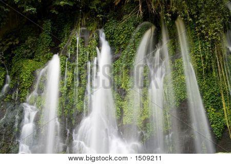 Juayua Wasserfälle