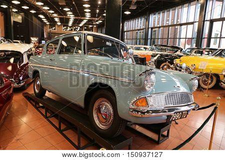 1966 Ford Anglia Super