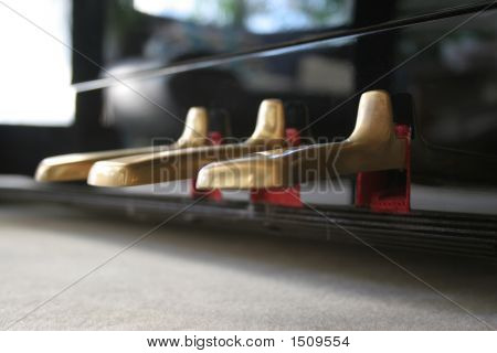 Piano Pedals 1