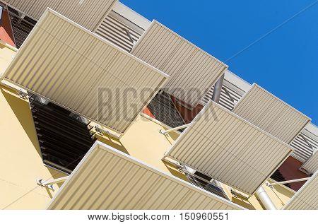 Generic Modern Building Exterior