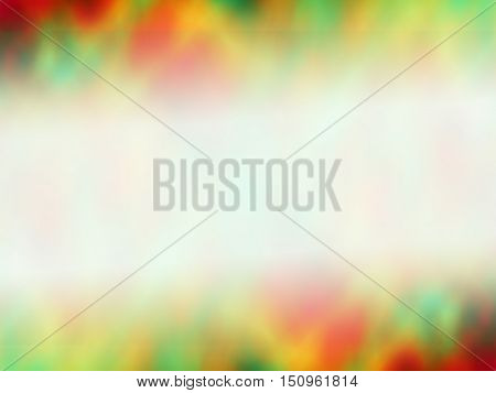 multi-color (red,yellow,green) abstract background for ppt template,card, brochure.