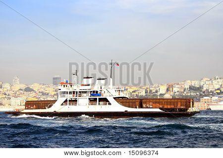 Wagon ferry