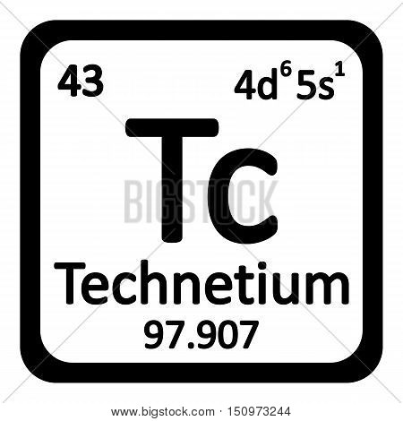 history properties and uses technetium Technetium properties technetium is a block d, group 7, period 5 element the number of electrons in each of technetium's shells is 2, 8 history discovered by.