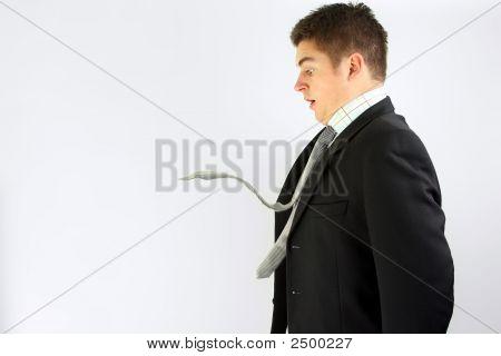 Businessman Tie