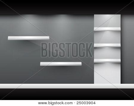 vector display window