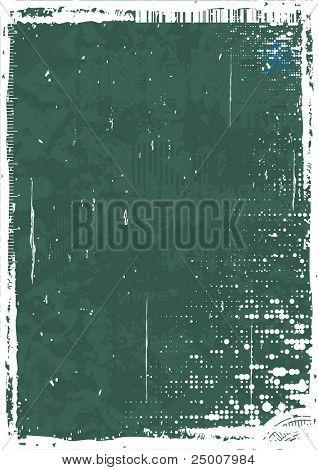 Grunge background. Vector.