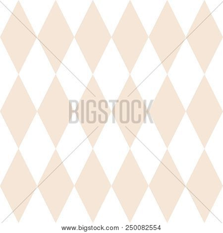 Tile Pastel Vector Pattern Or Seamless Decoration Background