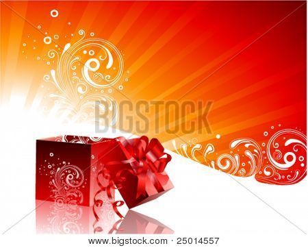 Gift Background