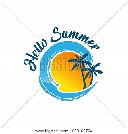 Hello Summer. Summer Season. Summer Wallpaper. Summer Time. Happy Summer. Summer Day. Summer Design.