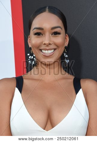 LOS ANGELES - JUL 17:  Gloria Govan arrives to the 'The Equalizer 2' Los Angeles Premiere  on July 17, 2018 in Hollywood, CA