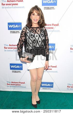 LOS ANGELES - JUN 11: Kate Linder at The Actors Fund's 22nd Annual Tony Awards Viewing Party at the Skirball Cultural Center on June 10, 2018 in Los Angeles, CA