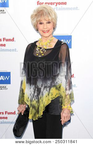 LOS ANGELES - JUN 11: Karen Kramer at The Actors Fund's 22nd Annual Tony Awards Viewing Party at the Skirball Cultural Center on June 10, 2018 in Los Angeles, CA