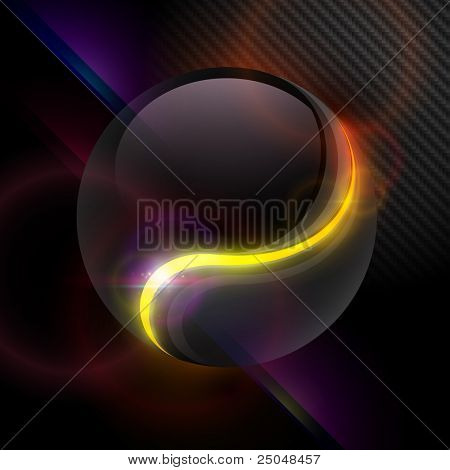 eps10. Fully editable vector illustration with space for your message.