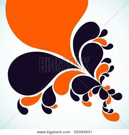 Colorful backdrops graphics. Vector illustration.