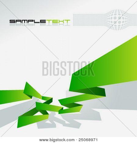 Hi-Tech Template Background 4. Easily editable