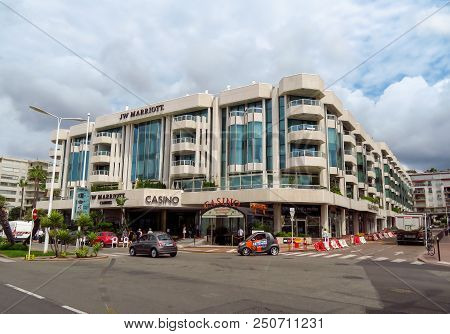 Cannes - Jw Marriott Hotel