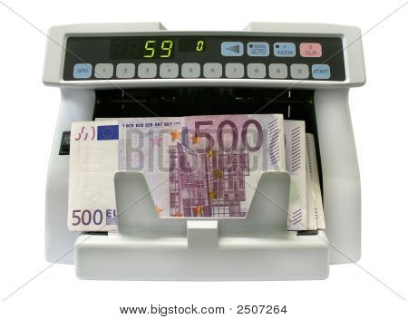 The Detector Of Banknotes