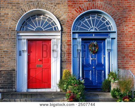 Georgian Doors In Dublin