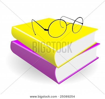 Spectacles And Books