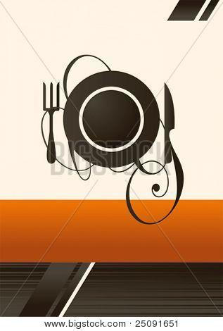 restaurant card