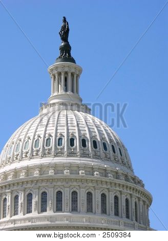 United States Capitol Dome_Vertical