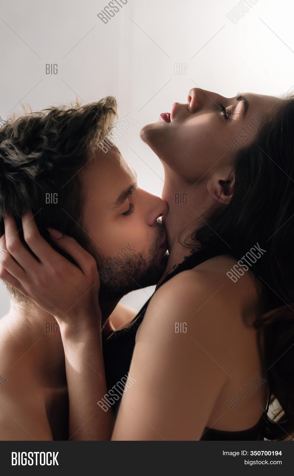 Lips girlfriend boyfriend kissing What Does