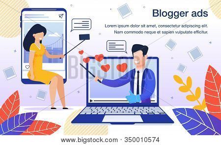 Blogger Advertisement, Social Media Marketing Strategy, Brand O R Product Promotion With Influencers