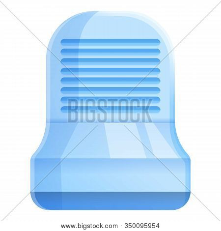 Home Ionizer Purifier Icon. Cartoon Of Home Ionizer Purifier Vector Icon For Web Design Isolated On
