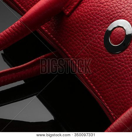 Red Women's Bag