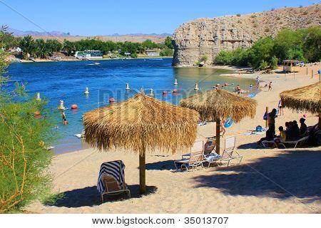 Colorado River Beach