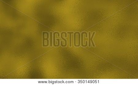 Gold Grunge Texture For Background. Element Of Design, Wallpaper.