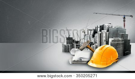 Innovative Architecture And Civil Engineering Plan