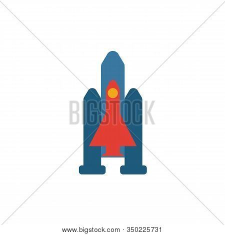 Spaceship Icon. Simple Element From Space Icons Collection. Creative Spaceship Icon Ui, Ux, Apps, So