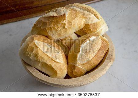 Traditional Brazilian Bread