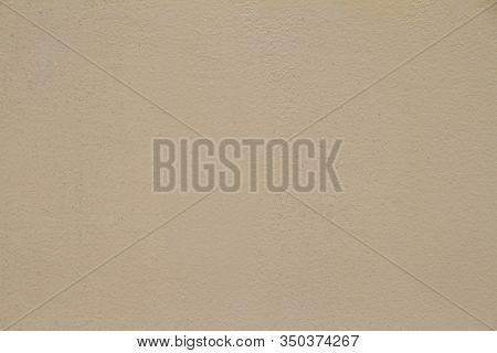 Cream Colored Cement Background And Texture Pattern