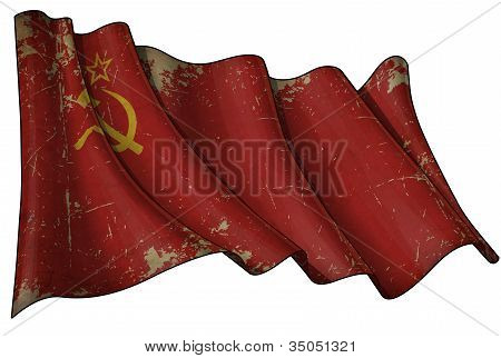 Soviet Union Historic Flag