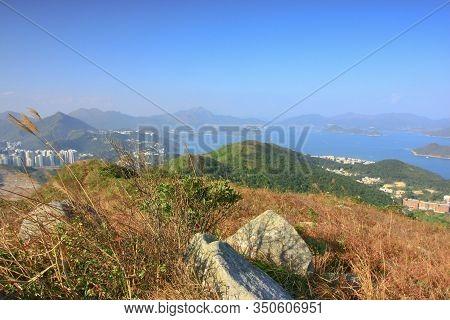 21 Dec 2008 , High Junk Peak Country Trail At Sai Kung