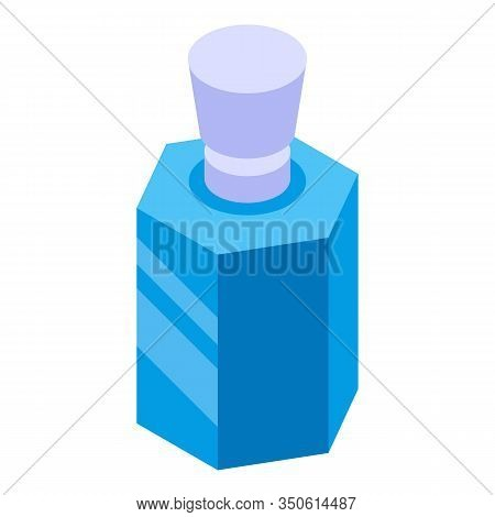 Odor Perfume Icon. Isometric Of Odor Perfume Vector Icon For Web Design Isolated On White Background