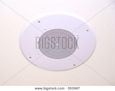Integrated Ceiling Speaker