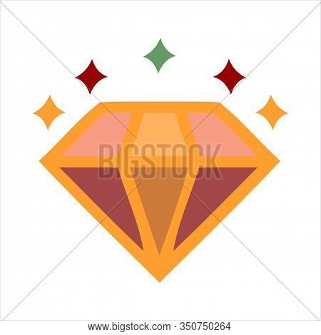 Diamond Icon, Diamond Icon Eps10, Diamond Icon Vector, Diamond Icon Vector Illustrations, Diamond Ic
