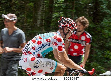 The Cyclist Fredrik Kessiakoff