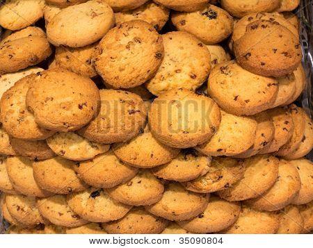 Piles Of Cookies
