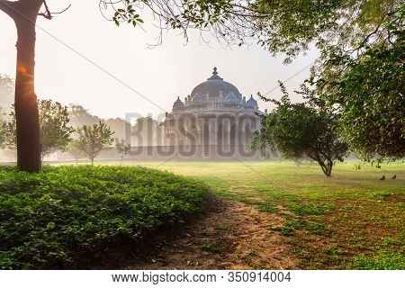Tomb Of Isa Khan Niazi, Located Near The Mughal Emperor Humayuns Tomb Complex In New Delhi, India