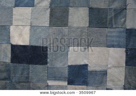 Denim Quilt Texture