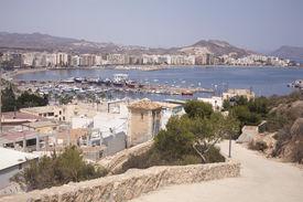 Puerto de Mazarron Strand