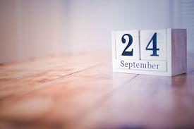 24 September - 24th Of September - Happy Birthday - National Day - Anniversary