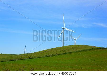 Windmill Power Generator.