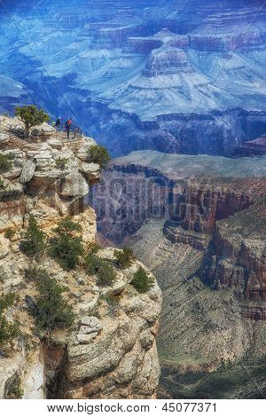Powell Point, Grand Canyon, South Rim