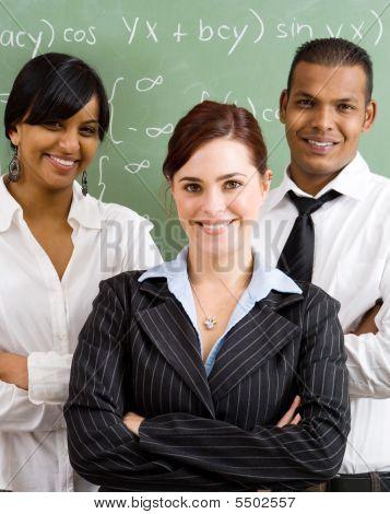 Profesores amigables